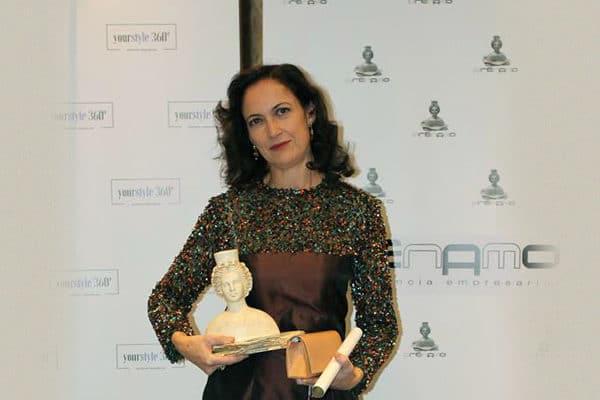 La diseñadora de joyas Susana Requena es la ganadora del Premio Prenamo 2018 a la Excelencia Empresarial